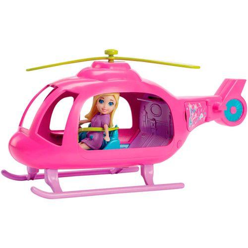 PollyHelicopterodaPollyMattel