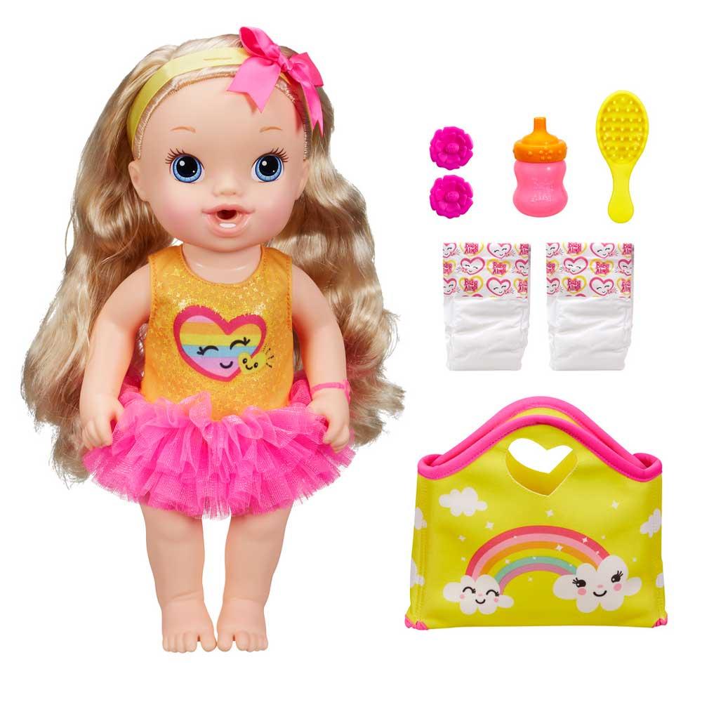 306c2930b0 Baby Alive Boneca Dançarina - Hasbro - Novo Mundo