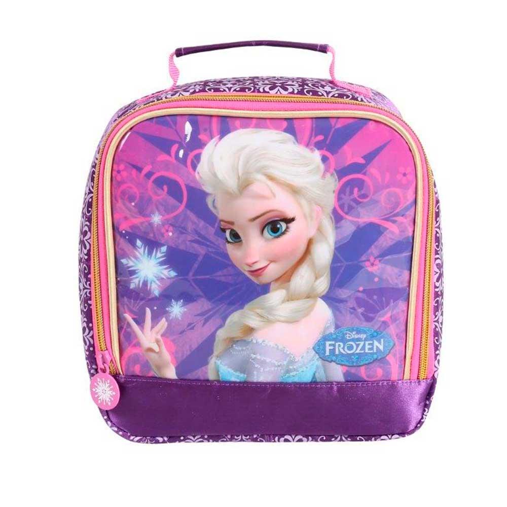 8ddc7fb2b Frozen Elsa Lancheira Soft - Dermiwil - Novo Mundo