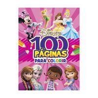 DisneyMeninas100PaginasparaColorirRideel