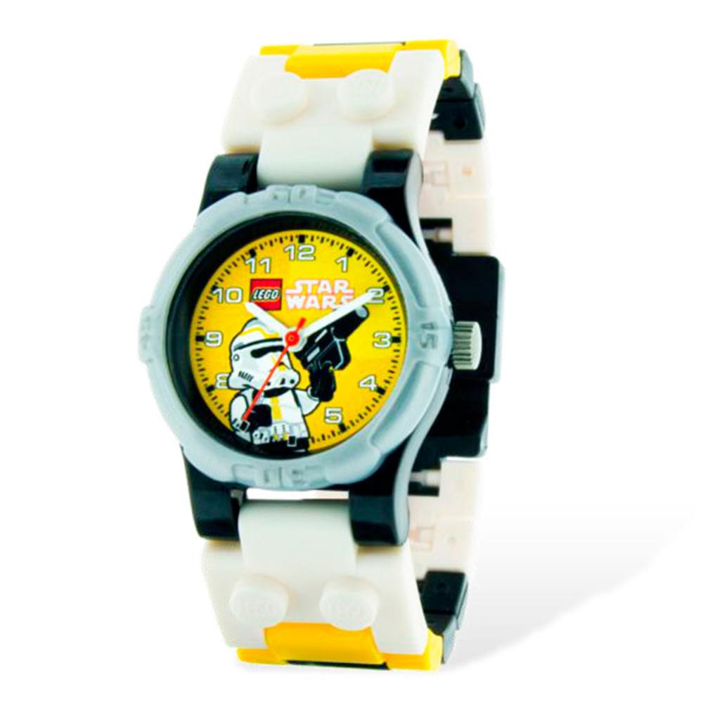 7b6d5c162 Lego Star Wars 40055 Relógio de Pulso Stormtrooper - LEGO - Novo Mundo