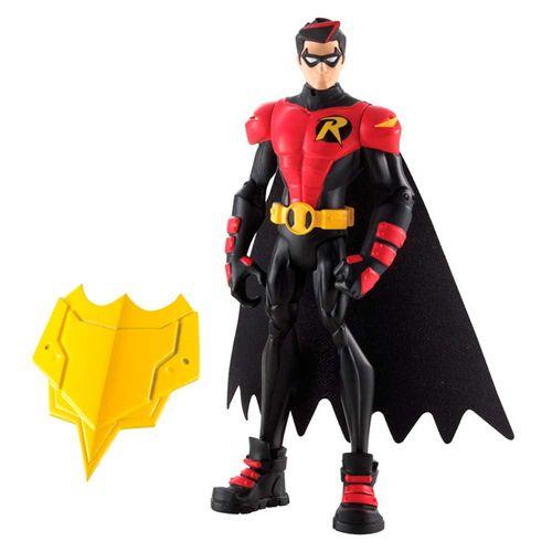 BatmanPowerAttackRobinEscudodeAtaqueMattel