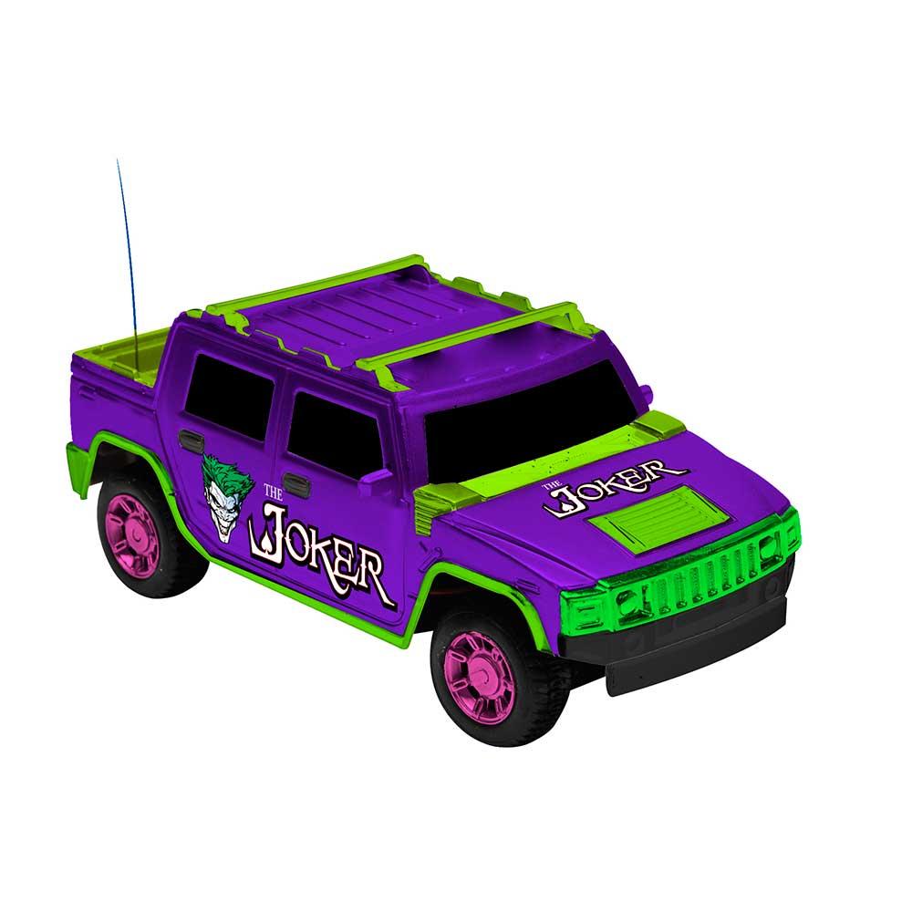 553781e60d Carro Controle Remoto 3 Funções Power Drivers Coringa - Candide - Novo Mundo