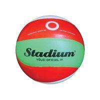 8d3b1dc0a3 Bola de Volei Oficial IV Stadium Vermelha - Penalty