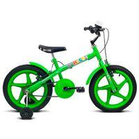 BicicletaAro16RockVerdeVerden
