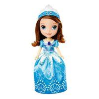 PrincesinhaSofiaBonecacomVestidoAzulMattel