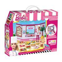 BarbieMassinhaFoodTuckLanchinhoseSucosFunDivirtase