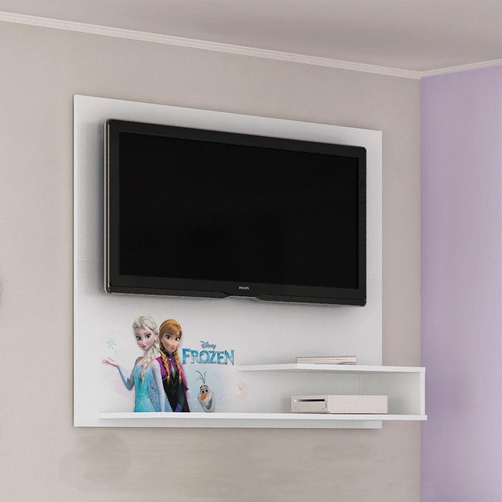 Painel Tv Frozen Disney Star Para Quarto Infantil At 32  ~ Painel Tv Quarto Bebe Com Altura Da Tv No Quarto
