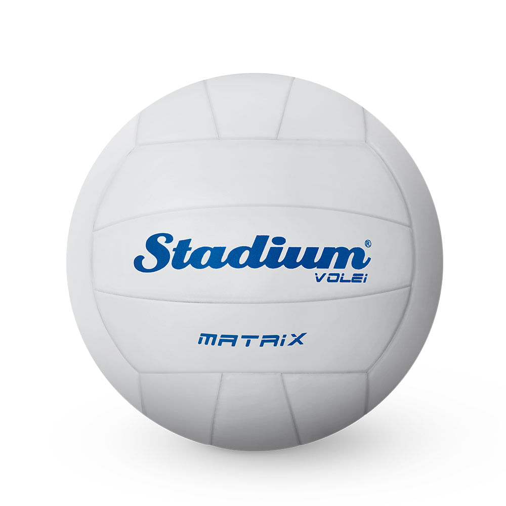 1169c04e85 Bola Stadium Volei Matrix Branca - Penalty - Novo Mundo