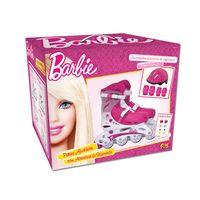 BarbiePatinsAjustavel37a40comAcessoriosIntek