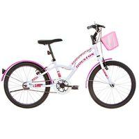BicicletaAro20ExcelBrancaHouston