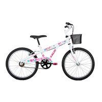 BicicletaAro20CeciBrancaCaloi