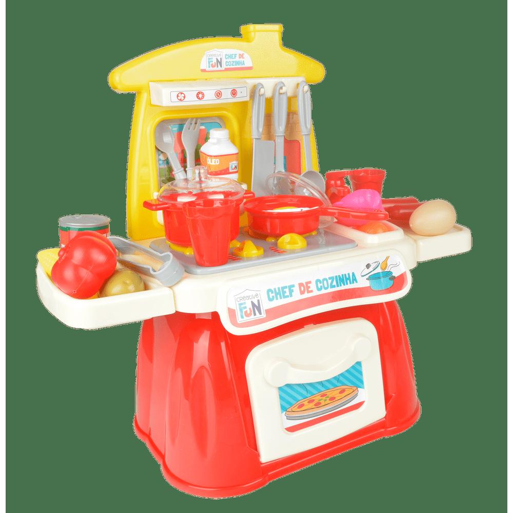 Kit Chef De Cozinha Infantil Resimden Com