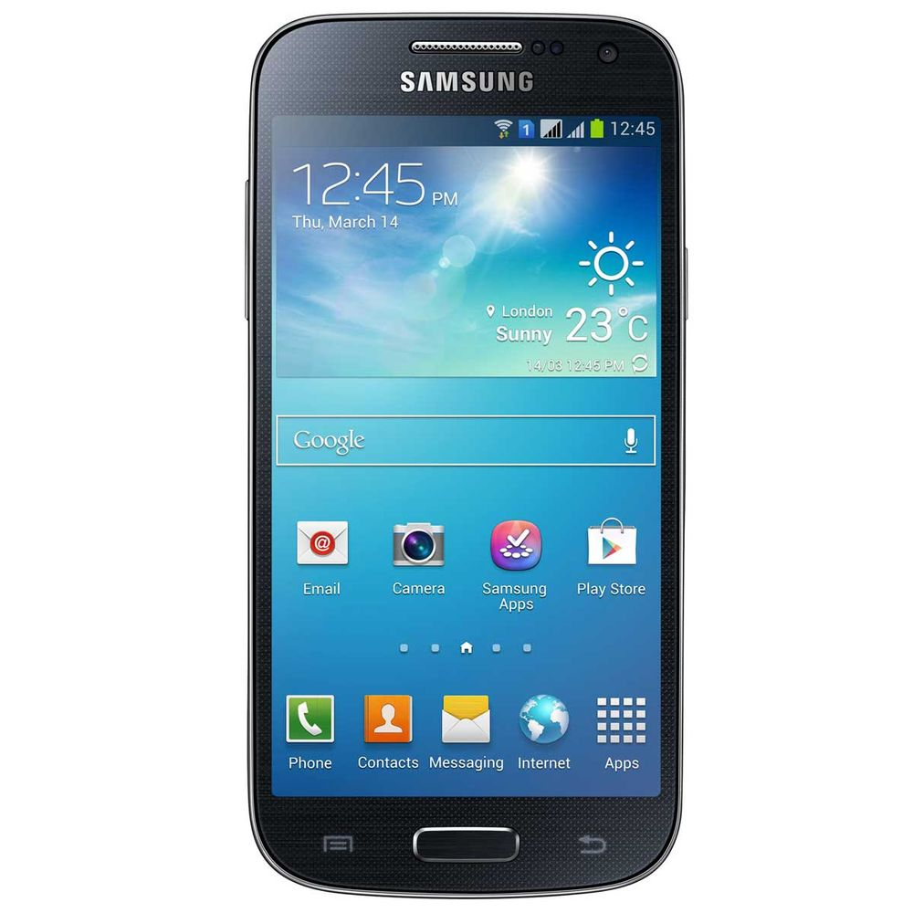 4876dd9f0 Celular Dual Chip Samsung Galaxy S4 Mini Duos I9192 - Novo Mundo