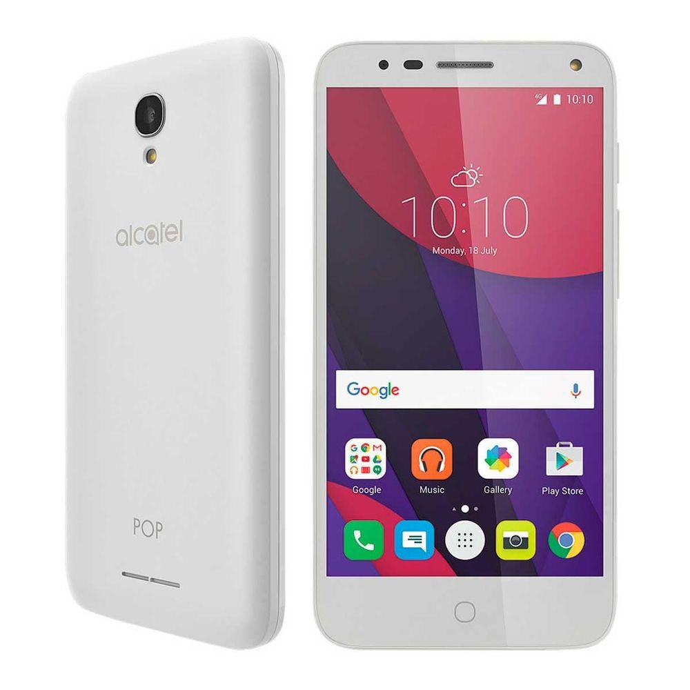f1b2266b73d Celular Smartphone Pop 4 Dual Chip Alcatel 5051J Tela 5