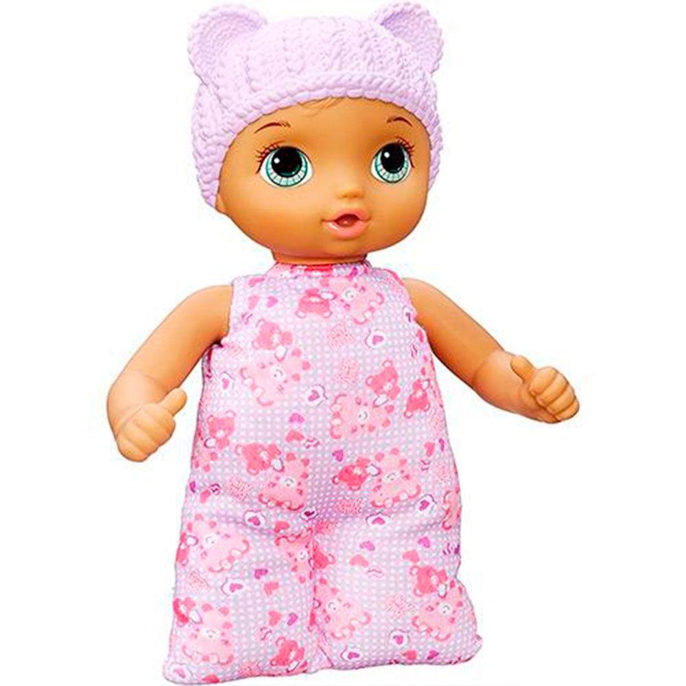 f9d9002119 Boneca Baby Alive Naninha Loira Morena - Hasbro B7114 - Novo Mundo