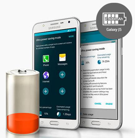 Bateria Samsung Galaxy J5