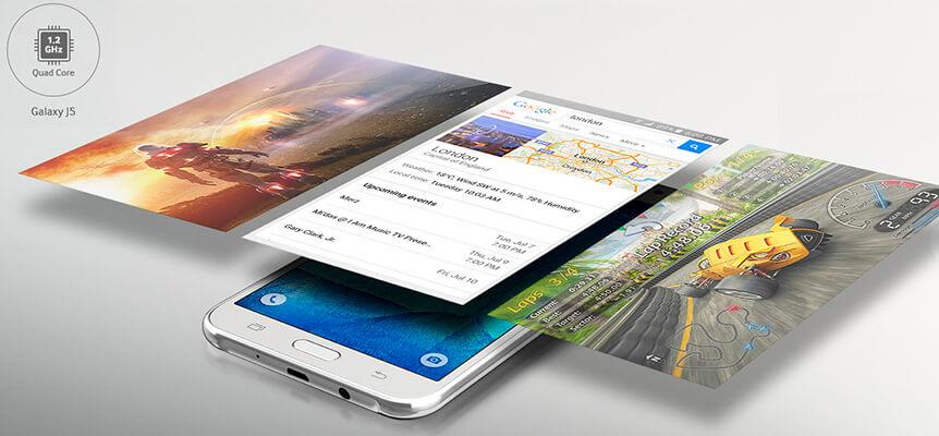 Performance Samsung Galaxy J5