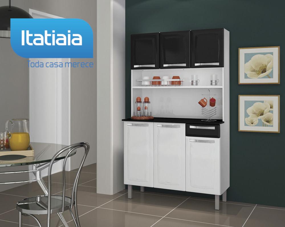 Kit cozinha aço Itatiaia Rose
