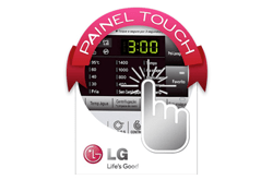 Painel Touch Lava e Seca WD1412RTA
