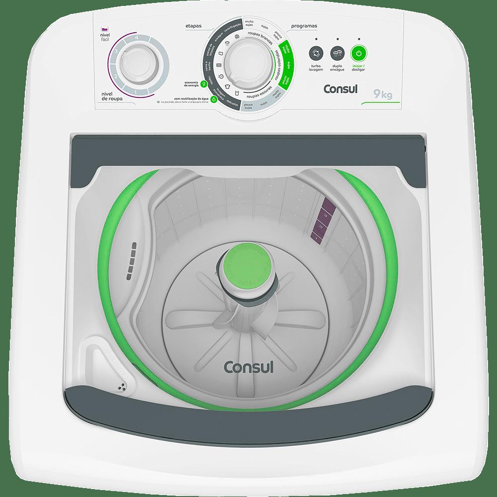 Lavadora de roupas Consul CWE09