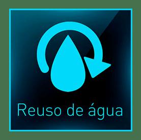 Reutilização de água - Lavadora Panasonic NA-F140B5W