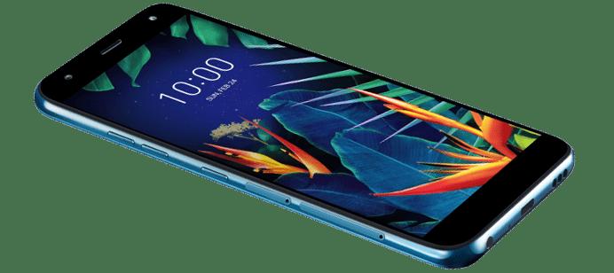 LG K12+ Azul