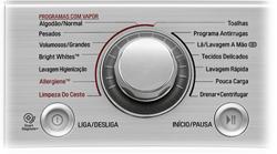 Programas de lavagem LG Titan