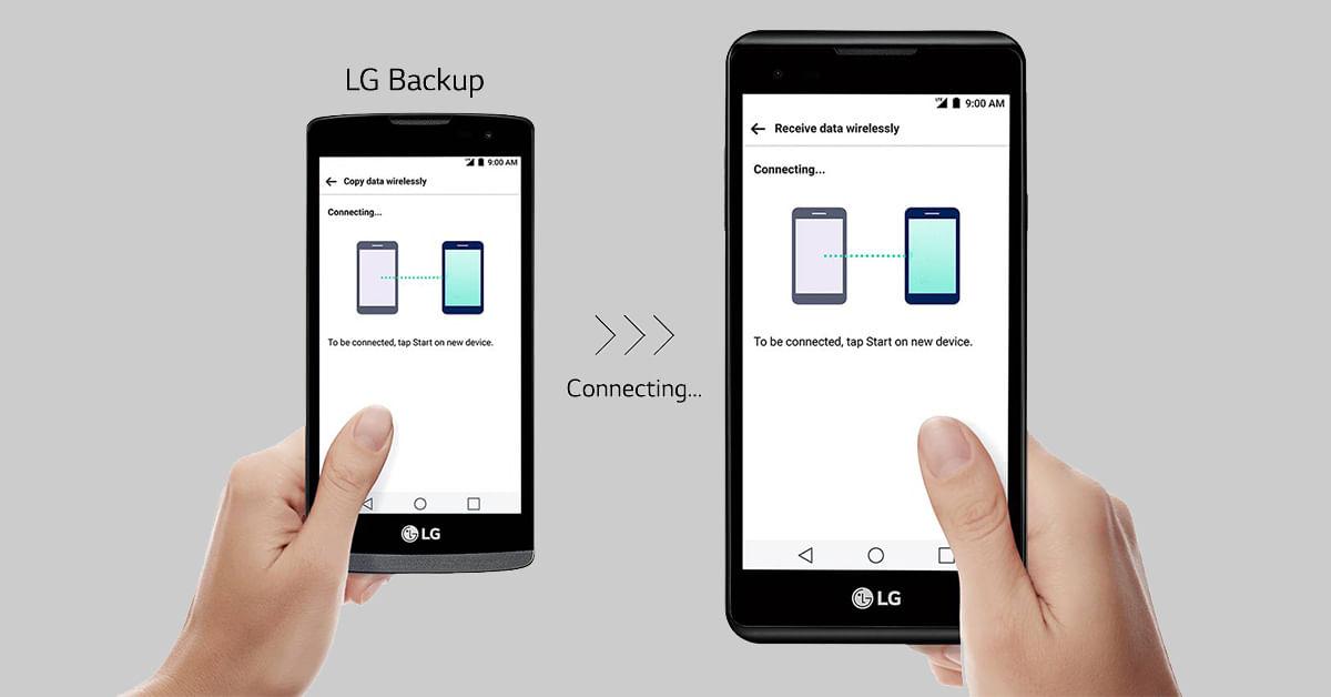 Backup LG X Style