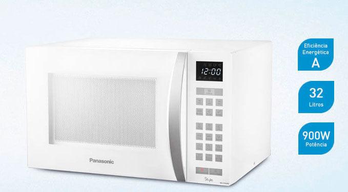 Micro-ondas Panasonic NN-ST654W