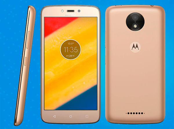 ad09f1aaf Smartphone Motorola Moto C Plus