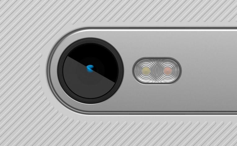 Câmera do Moto G 3ª Geração