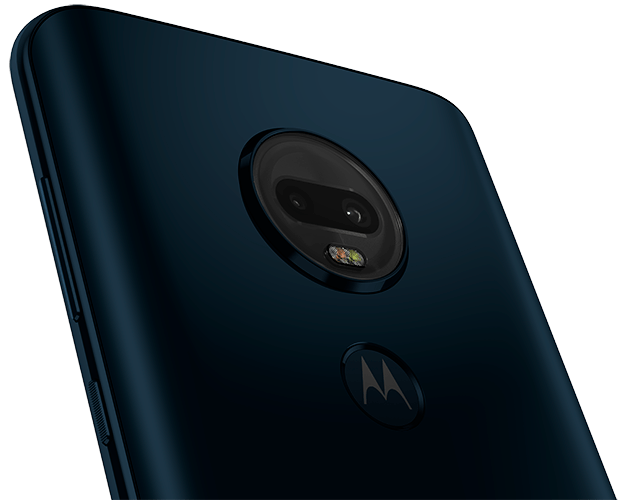 Câmera Moto G7 Plus