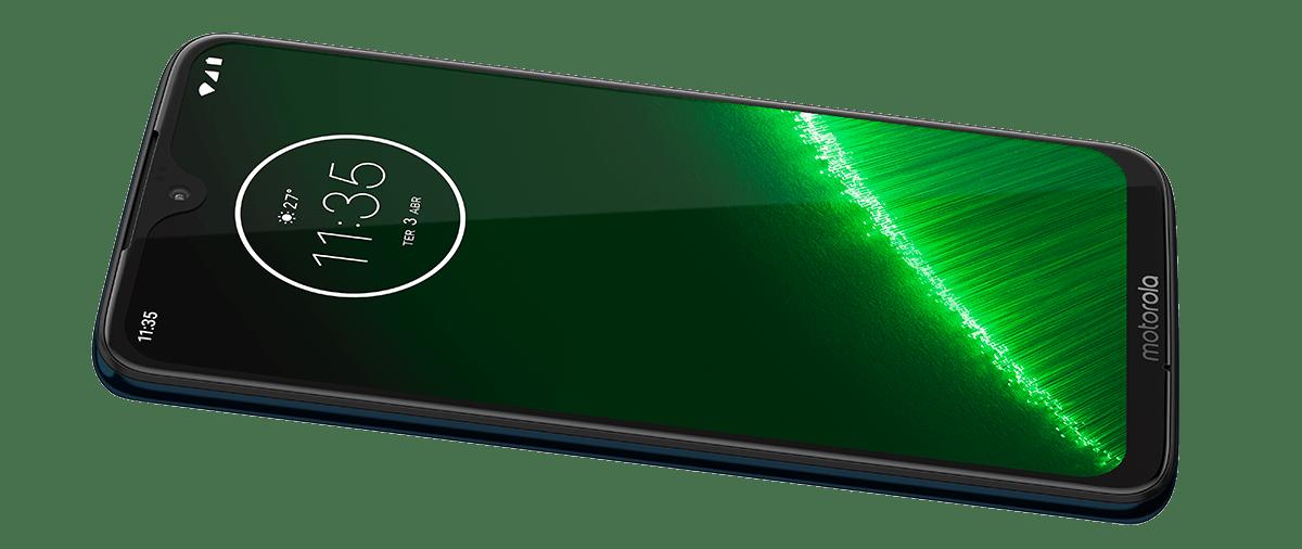 Tela Moto G7 Plus