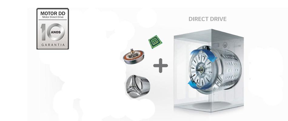 Motor Direct Drive LG