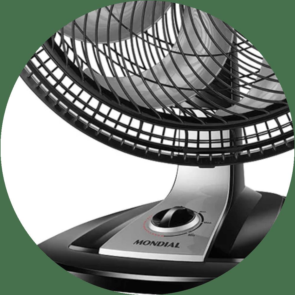 Ventilador Mondial Turbo Force NVT-50