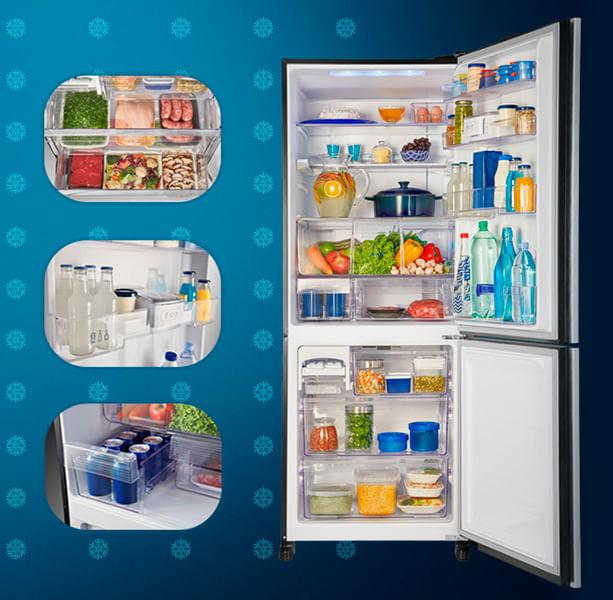 Refrigerador Panasonic NR-BB53GV3B