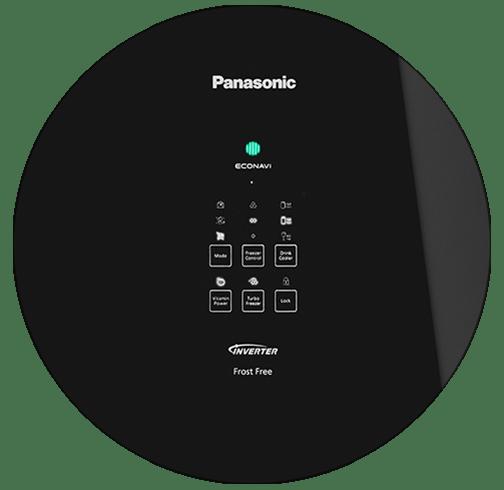 Inverter - Refrigerador Panasonic NR-BB53GV3B