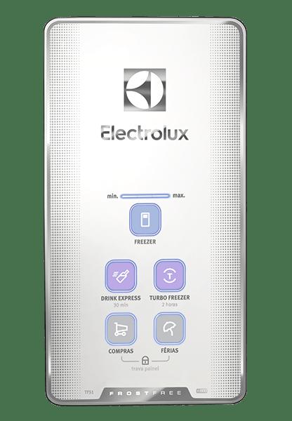 Painel Geladeira Electrolux TF51