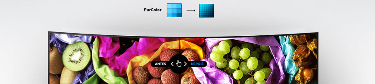 Smart TV 4K Samsung PurColor