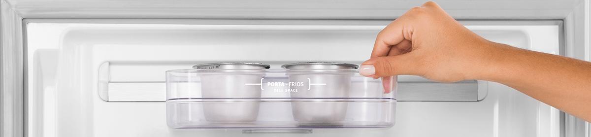 Porta-Frios Deslizante Refrigerador Electrolux Duplex DF42