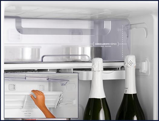 Refrigerador Electrolux Duplex DF42