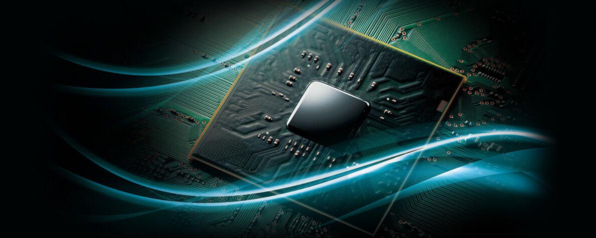 Processador QuadCore Pro TV LED Panasonic Viera