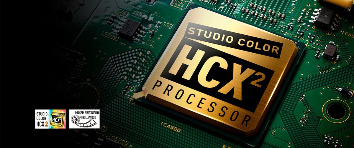 Processador Smart TV Panasonic TC-58EX750B
