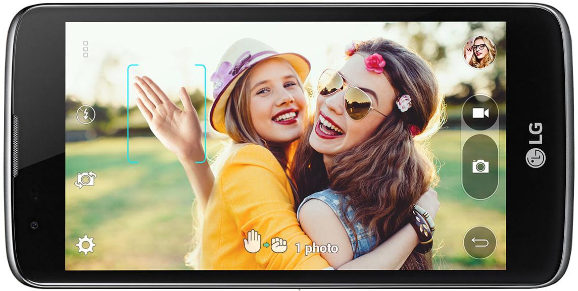 Quick Selfie - LG K10