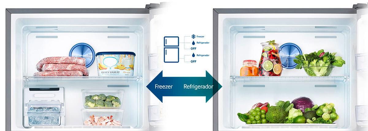 Refrigerador RT6000K 5 em 1