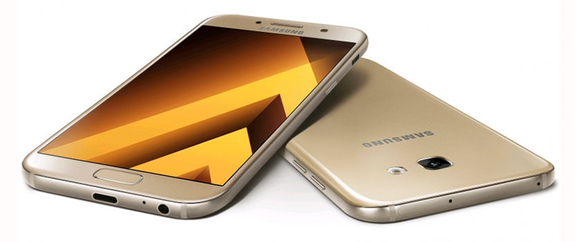 Galaxy A520F Dourado