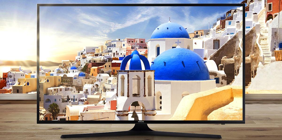 Smart TV 4K Samsung 60UN60KU6000