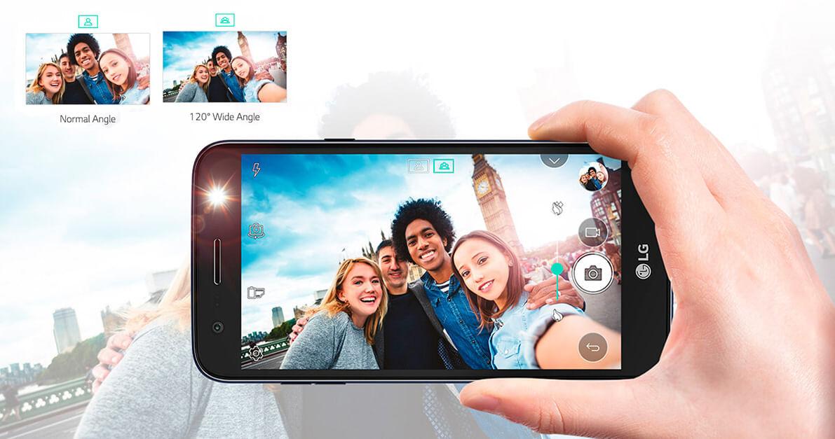 Selfie Smartphone K10 Power