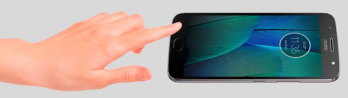 Vibre nas cores - Moto G5S Plus